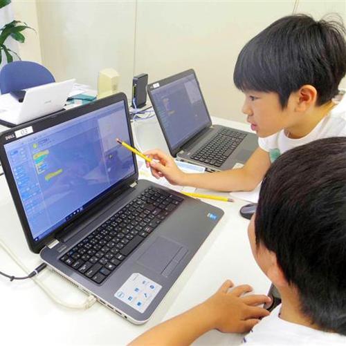 ジュニアパソコン・プログラミング・ロボット教室
